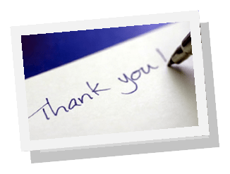 Thank You to Our Generous Supporters: Grant Awards