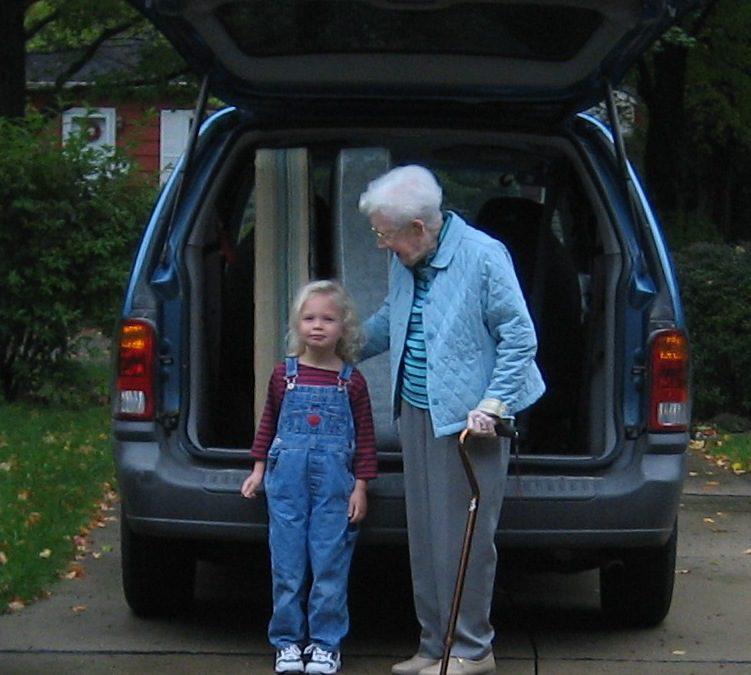 We Lost a Good Friend: Betty Damren