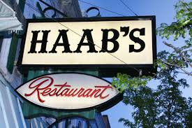 Fundraiser: Dine at Haab's on Sunday (1/29)
